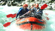 Half day whitewater rafting on the Soca River from Bovec, Bovec, White Water Rafting