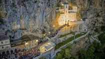 Ostrog monastery - Niagara waterfalls tour from Podgorica, Podgorica, Private Sightseeing Tours