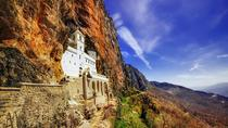Ostrog - Vodopadi tour from Podgorica, Podgorica, Private Sightseeing Tours