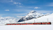 LAKE COMO, ST MORITZ AND BERNINA EXPRESS TRAIN, Milan, Day Trips