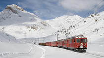 TOUR BERNINA EXPRESS TRAIN AND ST MORITZ, Milan, Day Trips