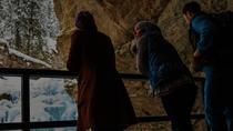 Johnston Canyon Icewalk at Night, Banff, Day Trips