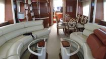 Private 85 Feet Azimut Luxury Yacht Rental in Cancun, Cancun, Sailing Trips