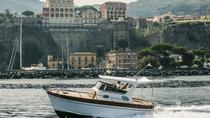 Private Amalfi coast tour with Sparviero 700 EMERALD, Sorrento, Private Sightseeing Tours