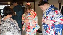 A Complete Kimono Experience in Nara, Osaka, Cultural Tours