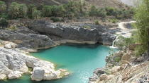 Wadi Shab Trekking côtier 4X4, Muscat, 4WD, ATV & Off-Road Tours