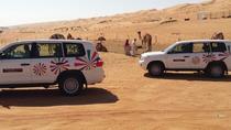 Wahiba Sands Desert Safari 4X4, Muscat, 4WD, ATV & Off-Road Tours