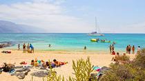 Full-Day La Graciosa Catamaran Cruise from Lanzarote