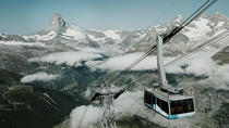Rothorn Lift Ticket from Zermatt: Matterhorn Views, Zermatt, Lift Tickets