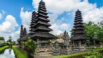 Private Tour: Full-Day Bali Paradise Tour with Monkey Forest Including Buffet Lunch and Dinner, ...