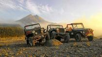 Private Tour: Full Day Lava Tour By Jeep In Merapi Volcano Including Borobudur Sunrise Pawon Mendut ...