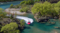 Jet Boat Adventure on the Mighty Clutha River from Wanaka, Wanaka, Jet Boats & Speed Boats