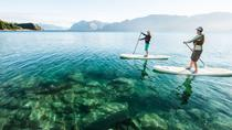 Half-Day Paddle Board Tour auf dem Lake Wanaka, Wanaka, Stand Up Paddleboarding