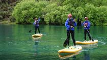 Stand Up Paddle Boarding adventure on the Clutha River (The Taster), Wanaka, Stand Up Paddleboarding