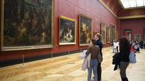Alone with the Mona Lisa: Last Entry Louvre Museum Tour, Paris, Private Sightseeing Tours