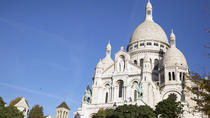 Paris in a Day including Montmatre and Notre Dame and the Louvre and Eiffel Tower and Seine River...