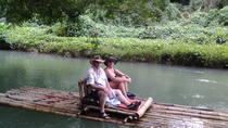 Falmouth Shore Excursion: White River Bamboo Raft, Dunn's River Falls , Falmouth, Ports of Call ...