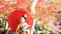 Scenic Kyoto Private Photo Shoot with an Authentic Maiko, Kyoto, Photography Tours