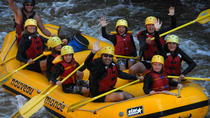 Full-Day Mont-Tremblant Rouge River Rafting Tour with Lunch , Mont Tremblant, White Water Rafting