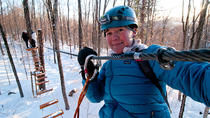 Winter Ziplines and Tree Course Mont-Tremblant, Mont Tremblant, 4WD, ATV & Off-Road Tours