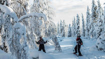 Wilderness snowshoe adventure, Rovaniemi, 4WD, ATV & Off-Road Tours