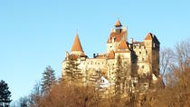 Private Tour From Bucharest Hotel Pick Up Drop off to Dracula Castle, Peles Castle, Brasov