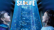 Skip the Line: Sea Life Admission Ticket, Berlin, Attraction Tickets