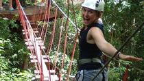 Selva Maya Eco Adventure Park: Ziplining, Hanging Bridges, Rappelling and Cenotes, Tulum, Ziplines