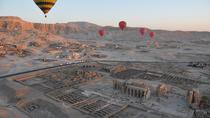 Hot Air Balloon Ride over West Bank of Luxor, Luxor, Balloon Rides