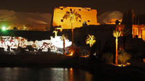 Sound and Light Show in Karnak Temple with Private Transfer, Luxor, Light & Sound Shows