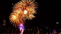Private Navy Pier Fireworks Segel in Chicago, Chicago, Night Cruises