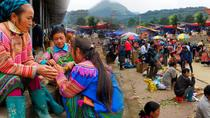 Sapa Easy Trek met Bac Ha Market 2 dagen, Hanoi, Hiking & Camping