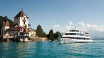 Interlaken Cruise Day Pass on Lake Thun and Lake Brienz, Interlaken