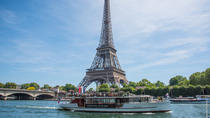 Skip-the-Line Eiffel Tower Tour and Seine River Cruise with Champagne, Paris, Skip-the-Line Tours