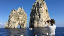 Capri Small-Group Tour by Boat from Sorrento, Sorrento, Day Trips