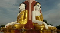Private Full Day Bago Excursion and Kanbawzathadi Golden Palace from Yangon, Yangon, Day Trips