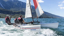Catsailing from Malcesine, Lake Garda, Other Water Sports