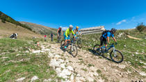 Easy Bike Route with MBT Guide on Monte Baldo: the Red Tour, Lake Garda, Bike & Mountain Bike Tours
