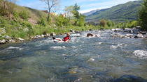 Toobing on the Sarca River , Rovereto, Other Water Sports