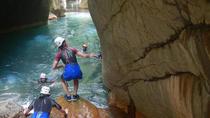 Aquatic Hike, Guadeloupe, Hiking & Camping