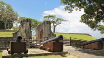 Sightseeing Tour: Visit a Fort and Hike in a Tropical Forest, Guadeloupe, Hiking & Camping