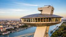 Bratislava walking and car tour with entry to UFO observation deck, Bratislava, Cultural Tours