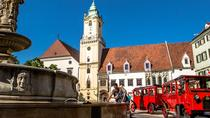 Old Town Trolley Tour in Bratislava, Bratislava, Trolley Tours
