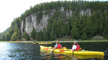 Visite du comté de porte Eagle Bluff Kayak, Green Bay & Door County, Kayaking & Canoeing