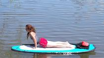 Gentle Yoga Paddle Board Tour, Austin, Stand Up Paddleboarding