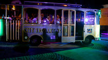 Night Trolley Sightseeing in Cartagena, Cartagena, Trolley Tours