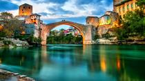 Mostar and Kravice Waterfalls Tour from Dubrovnik, Dubrovnik, Day Trips