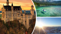 Day Tour of Beautiful Bavaria - Neuschwanstein Castle and Zugspitze, Munich, Attraction Tickets