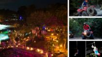 Xtour Night Atventure: ATV, tirolesa, cenotes con un cóctel, Tulum, 4WD, ATV & Off-Road Tours
