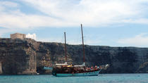 Full-Day Three-Island Sailing Tour from Gozo with Lunch, Malta, Sailing Trips